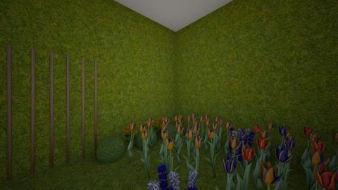 garden  - Garden - by Harleigh Jester