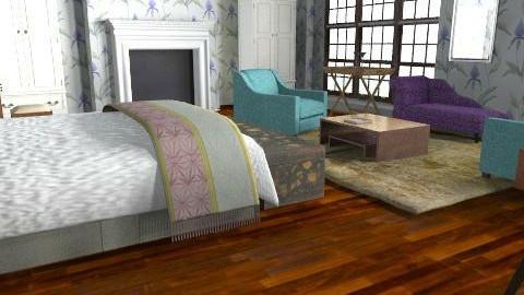 Crosby Street Hotel NYC211 - Bedroom - by oliviacunha