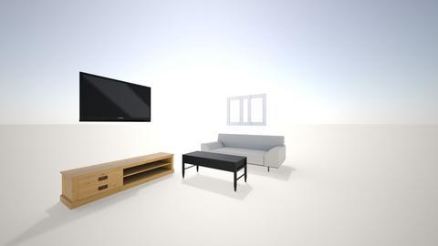 Living Room - Modern - Living room - by blackbirdd
