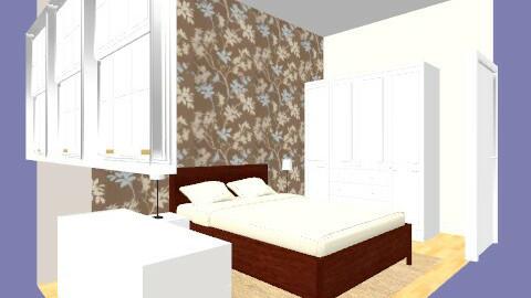 bedroom - Modern - Bedroom - by lolariley