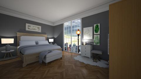 Bedroom - Bedroom - by nevenadesko