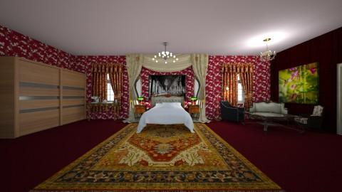 hotel suite - by Noahvandebosch