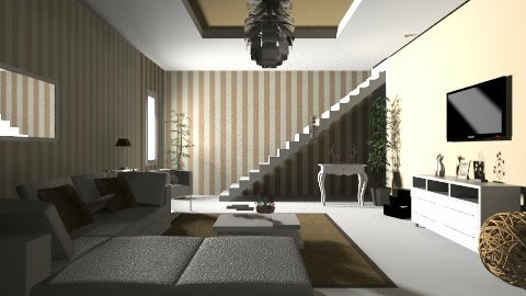 beutiful - Living room - by Naimegouveia