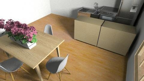 alannas room - Retro - Kids room - by ang1stokes