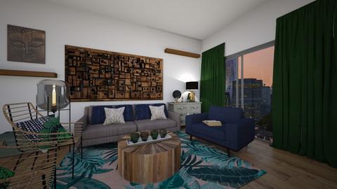Wayfair - Living room - by rescueme