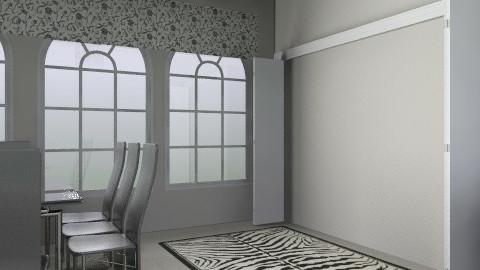 Modern - Modern - Dining room - by AmyMcGrane