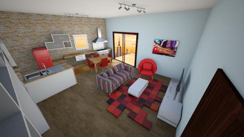 edectic apartment  - Eclectic - Office - by Spyridoula Chandrinou