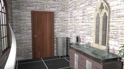SONY HOME BATHROOM i - Bathroom - by SAW95