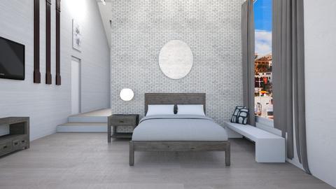 Ibiza Cozy Hotel - Bedroom - by seasidepine