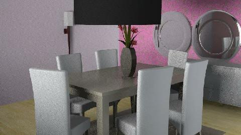 RR18_2 - Dining Room - by hazycakes