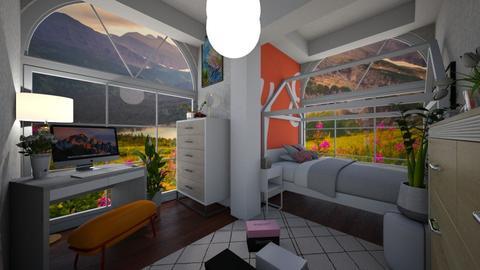 mead - Bedroom - by ebonee