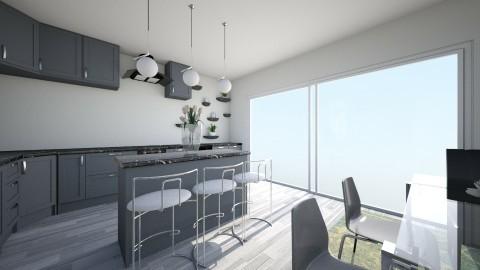 Kitchen - Kitchen - by Allachka