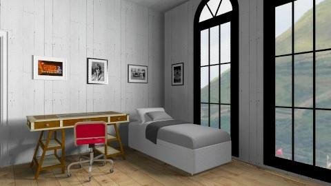 bedroom_teenage - Bedroom - by Matthew Lindsay Smith