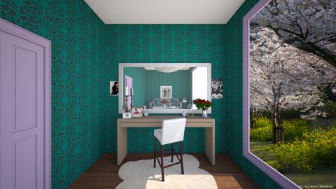 Dressing Room - Glamour - by Abracadabra