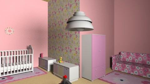kids room 1 - Kids room - by ivka123