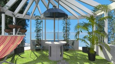the garden - by The Beane Designer