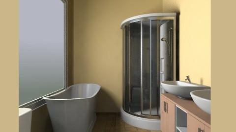 Hereford Bathroom EnSuite - Country - Bathroom - by KiwiBuntu