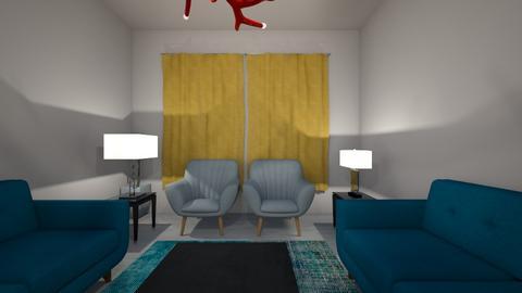 yaseen alsebai - Modern - Living room - by bmscasa