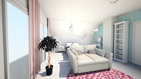 Fanni szoba1 - Bedroom - by szsuzs