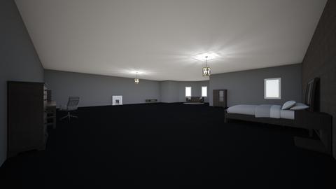 room 2 - Bedroom - by AdamClarke15