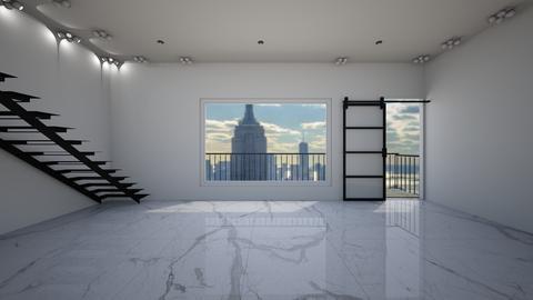 modern two story loft roo - Modern - Office - by jade1111