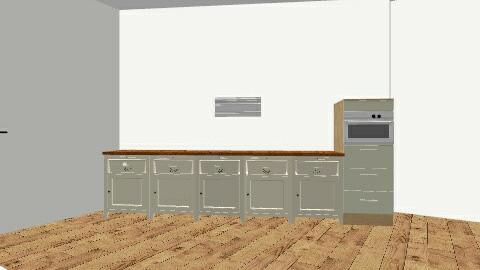 2 - Classic - Kitchen - by gunaaaaa_