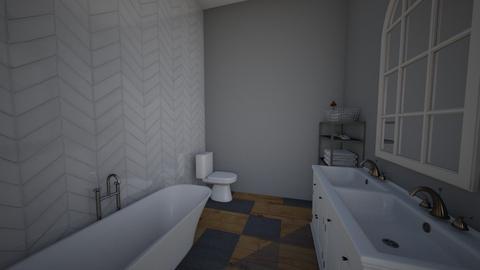 skylight try bathroom - Bathroom - by BrynnWisse