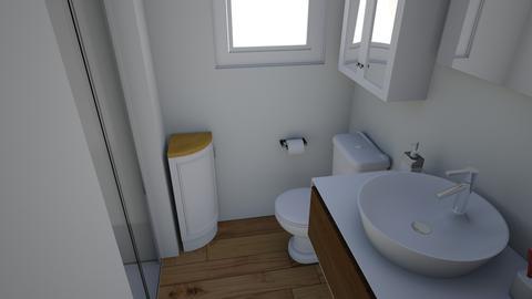 bathroom addition - Bathroom - by nandologia