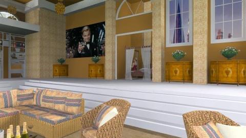 Gatsby s place - by StefySlayer
