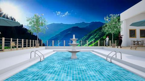 pool - by Tara T