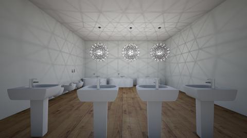 jasons bathroom - by nysky1