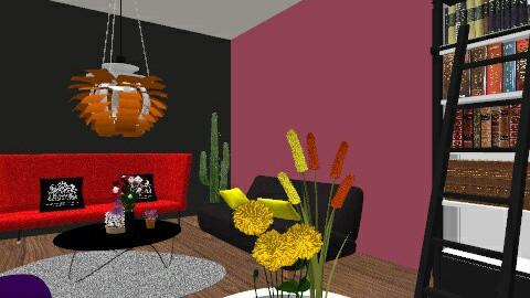 My Office - Glamour - Office - by Wei Sern