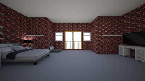 Bedroom 1 - Modern - Bedroom - by paris001