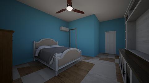 ABHI - Bedroom - by abhisa