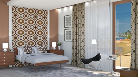 M_Hotel room - by milyca8