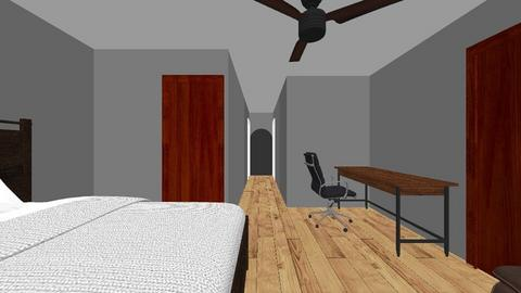 NEW ROOM WITH ITEMS - Bedroom - by MAZINKAIFER