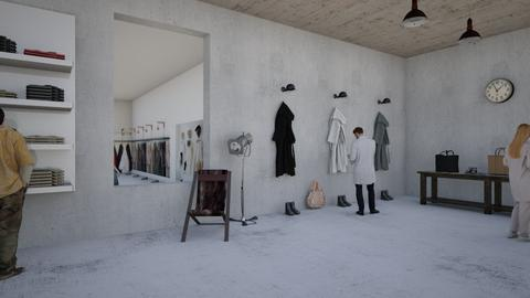 The shop - Minimal - by kitty