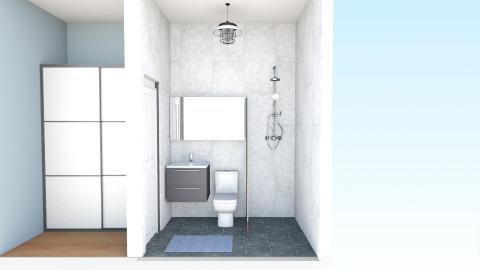 Bathroom 1 orig size - Bathroom - by chloedaniella