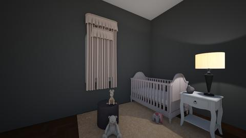 nursery no 1 - Feminine - Kids room - by mylifeisgoood44