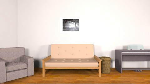 living room - by Aliahamr