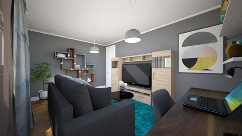 living room - Minimal - Living room - by Popa Bianca Rozalia