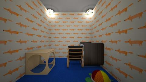 kids room - by Starr123