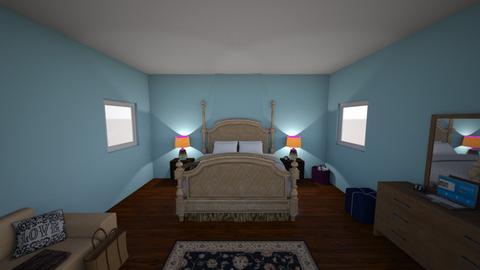 fancy room - Bedroom - by 1want2believe