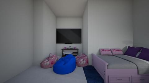 hk - Bedroom - by naomi2009