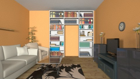 My imaginary Living room - Modern - Living room - by gulyasmartina