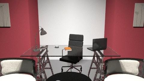 home office mslmks3 - Minimal - Office - by mslmkus