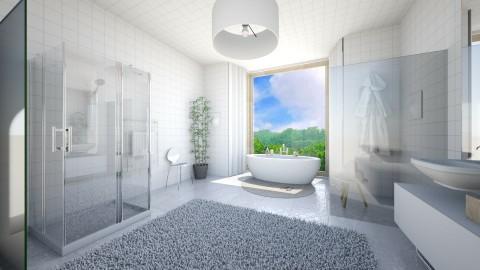 bathroom - Bathroom - by Camie Tafalla