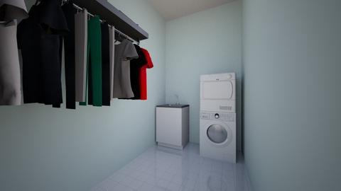 Laundry Room - by Sarrowe