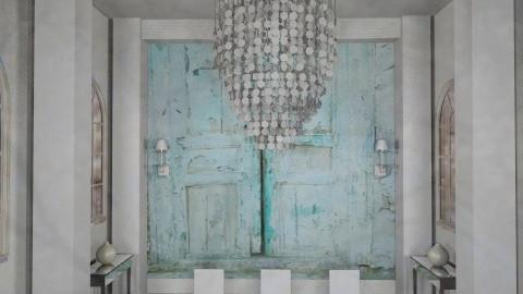 shabby glam - Glamour - Dining room - by kadee1111
