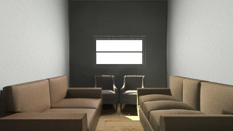 24 - Rustic - Living room - by ranya_ahmed